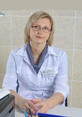 Пучкова Наталья