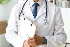 Прием консультация врача